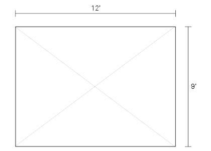 echo 9 x 12 rug modern large area rug blu dot