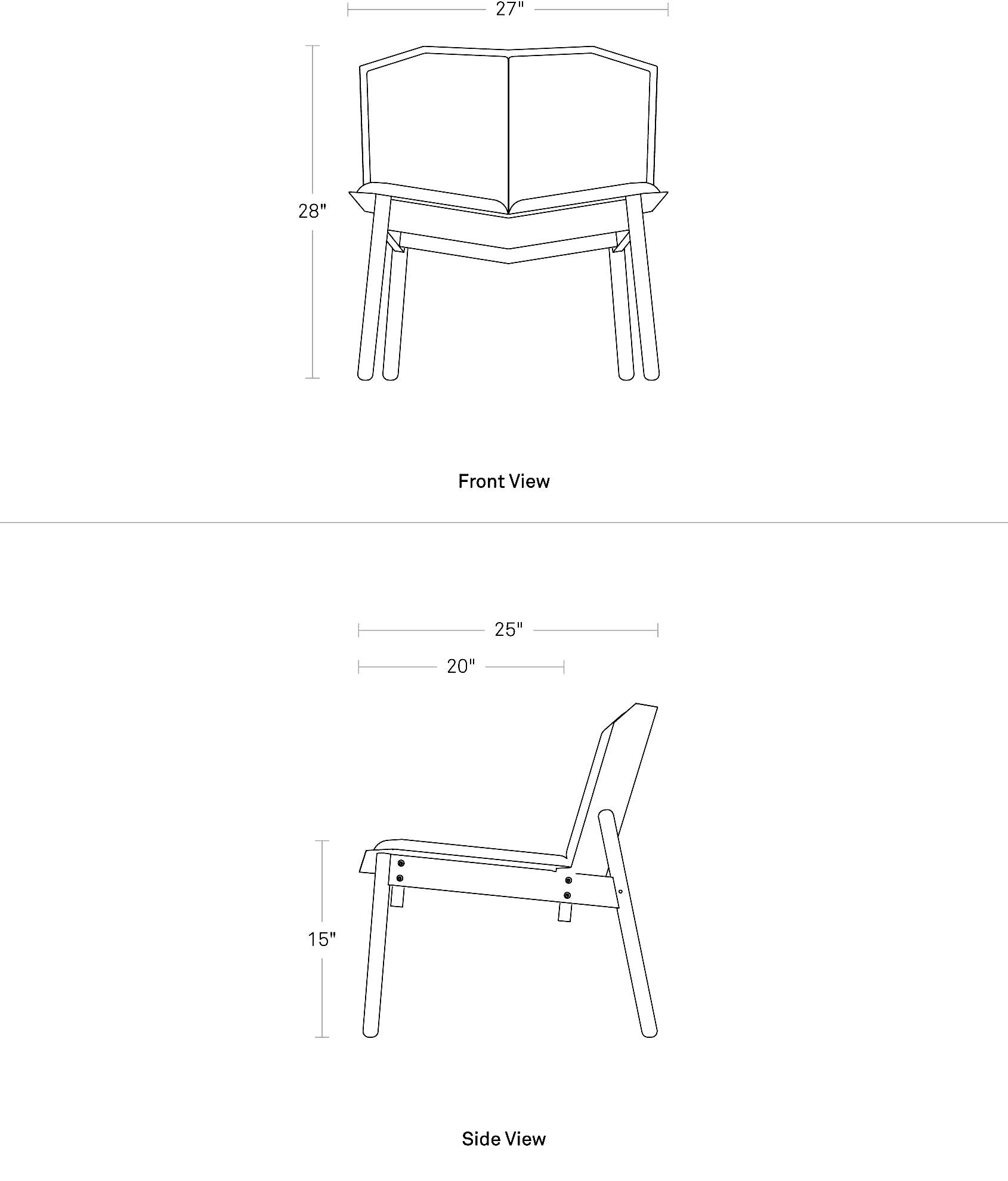 Cat S Pajamas Lounge Chair Designhouse