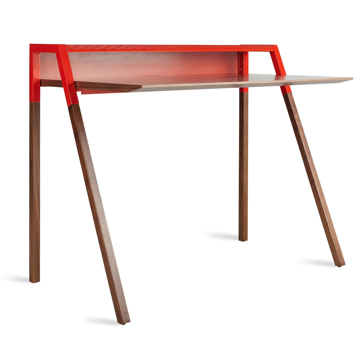 small modern desk furniture awesome modern desks for small spaces  - cant modern desk modern study desk blu dot