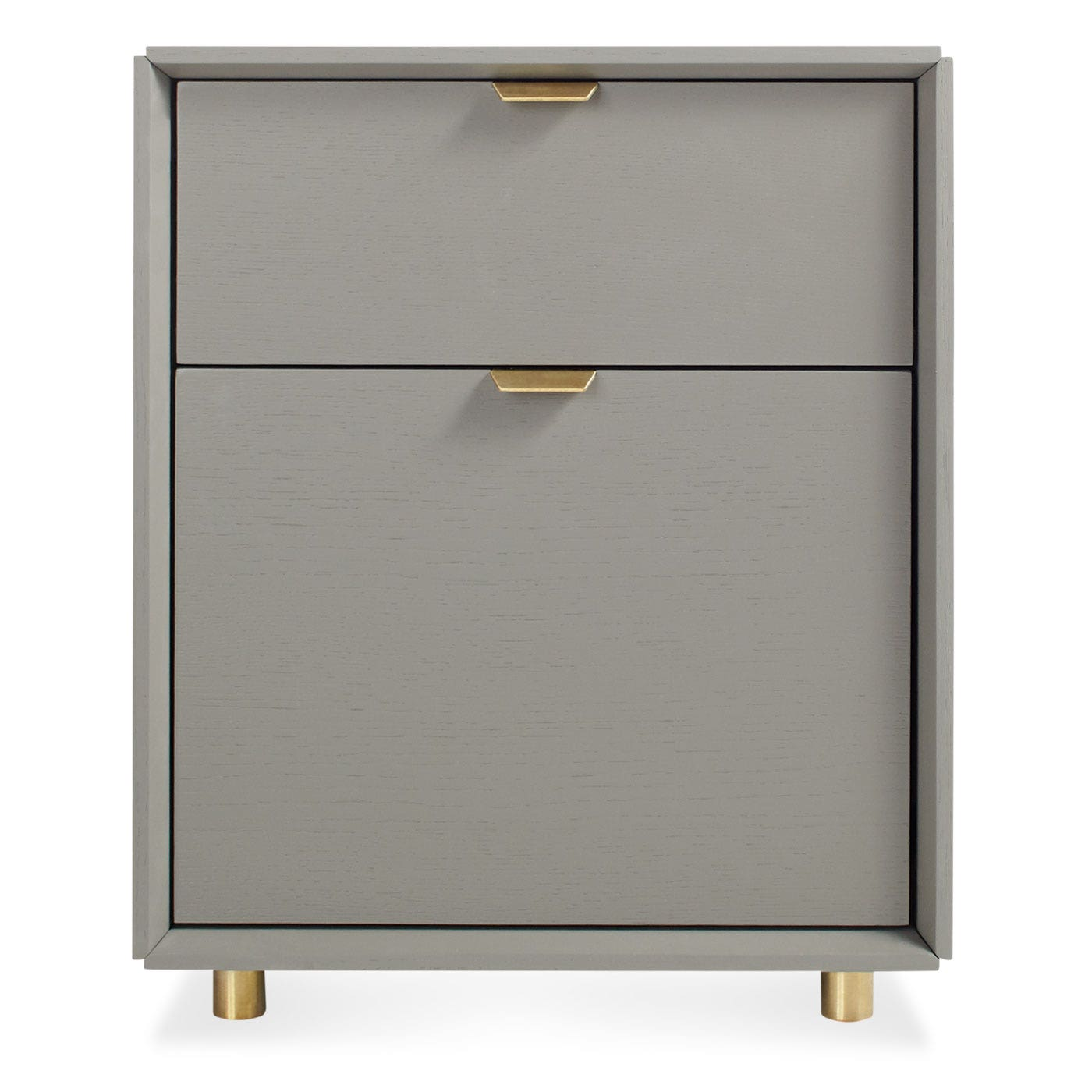 decorating modern filing cabinets