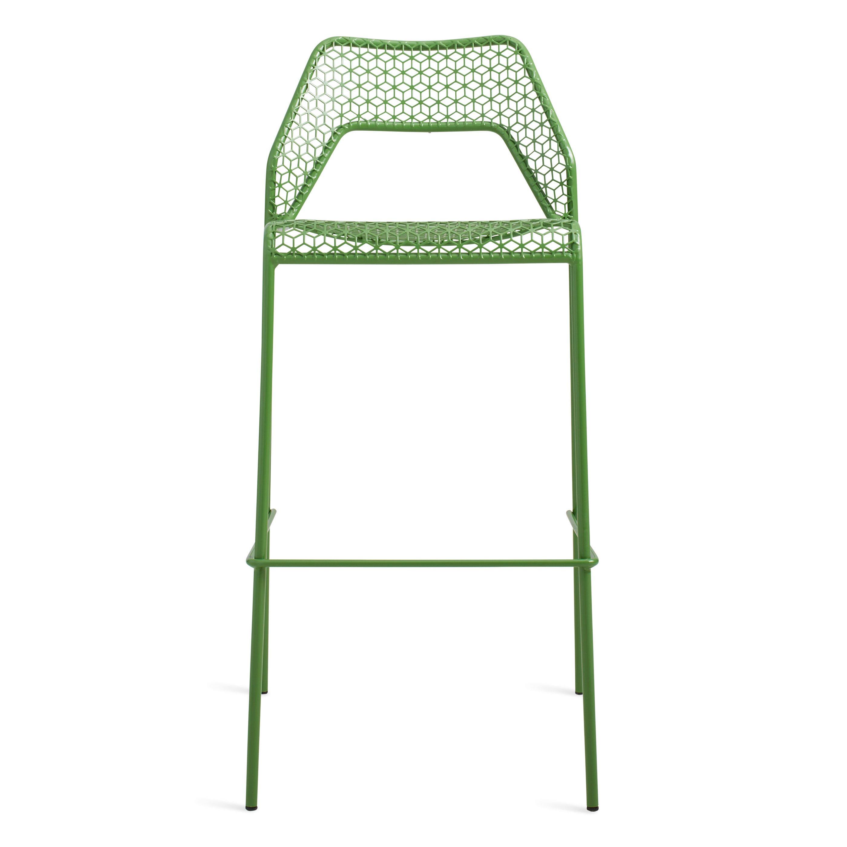 hot mesh bar stool  outdoor metal bar stools  blu dot - previous image hot mesh modern outdoor bar stool