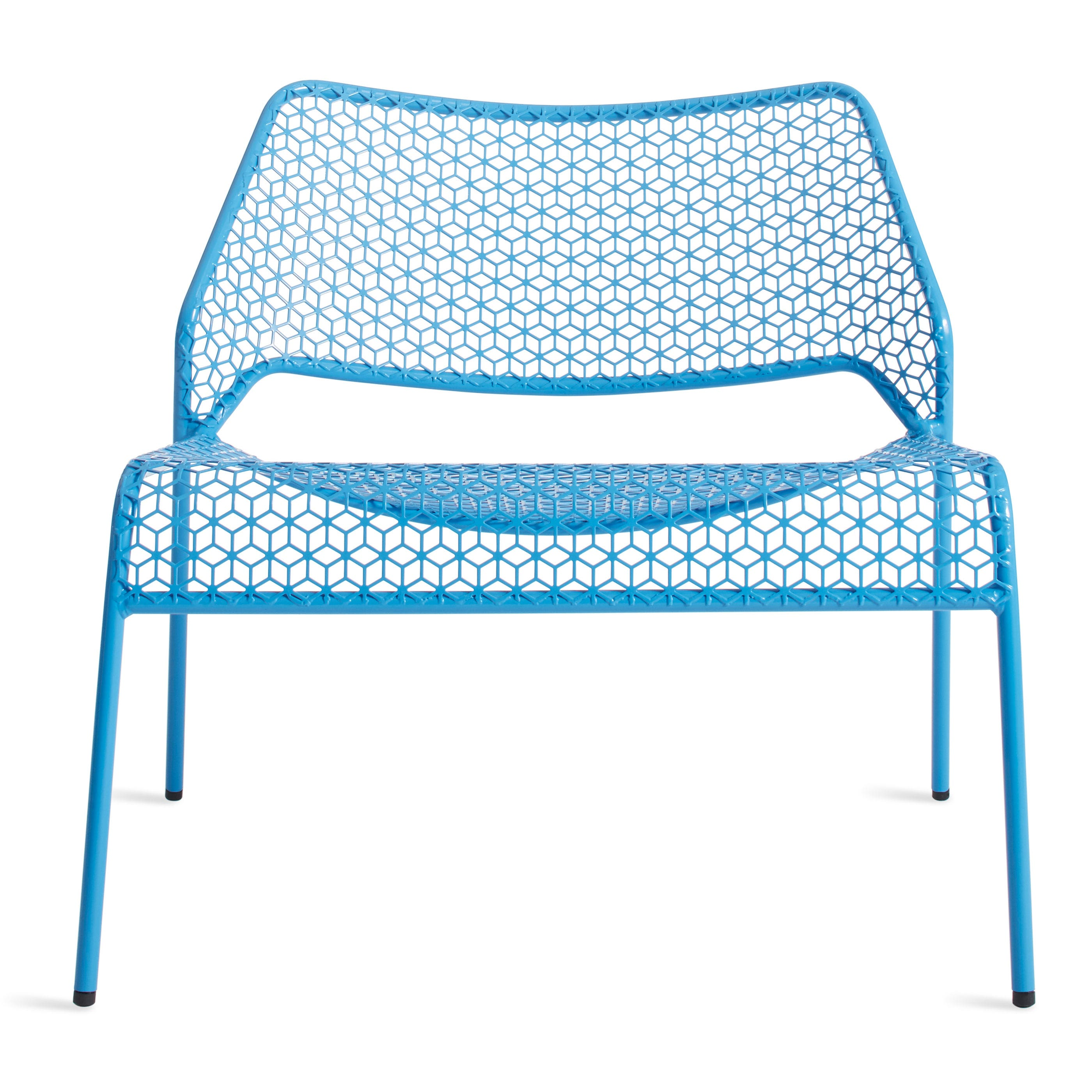 hot mesh lounge chair  modern outdoor seating  blu dot - previous image hot mesh lounge chair  simple blue