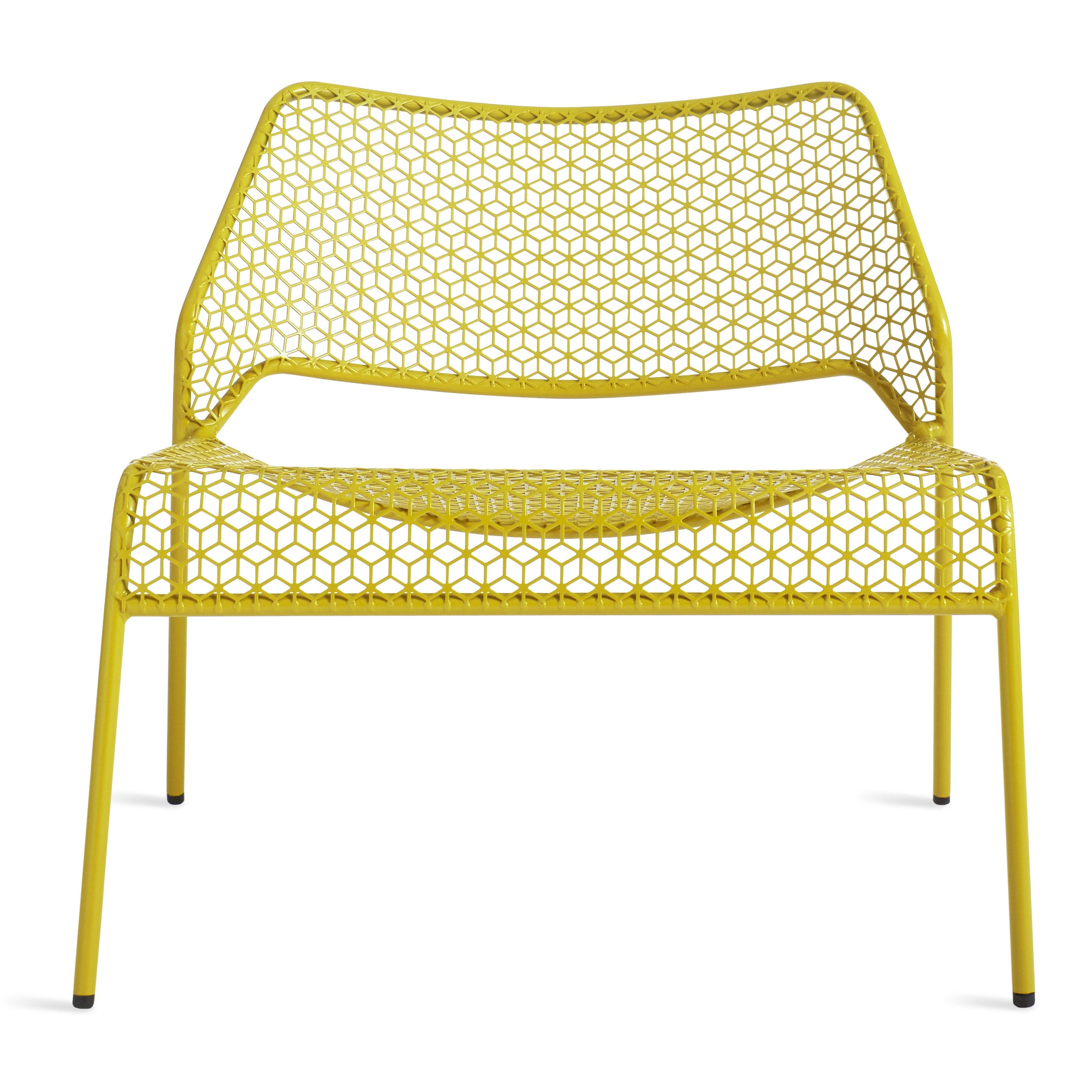Previous image Hot Mesh Modern Lounge Chair  Hot Mesh Lounge Chair   Metal Lounge Chair   Blu Dot. Modern Yellow Lounge Chair. Home Design Ideas