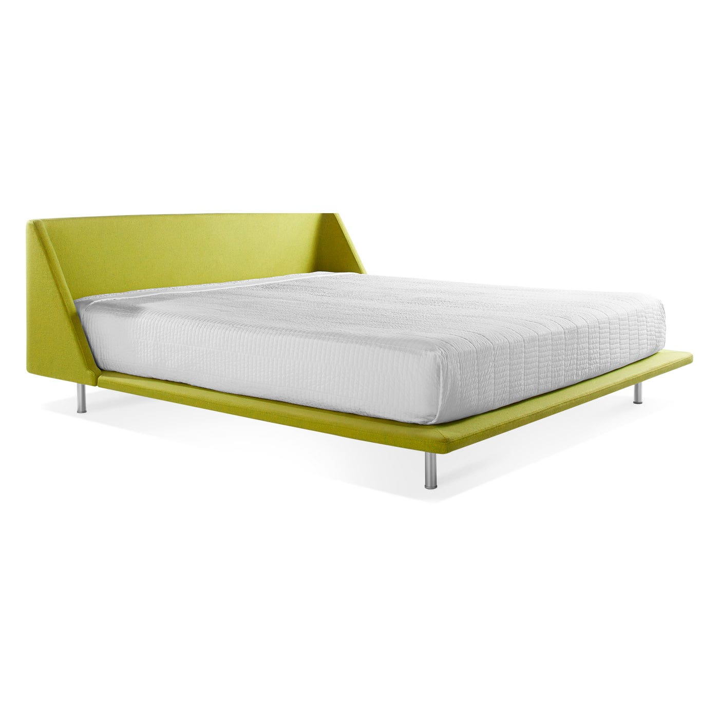 Nook King Bed Guacamole