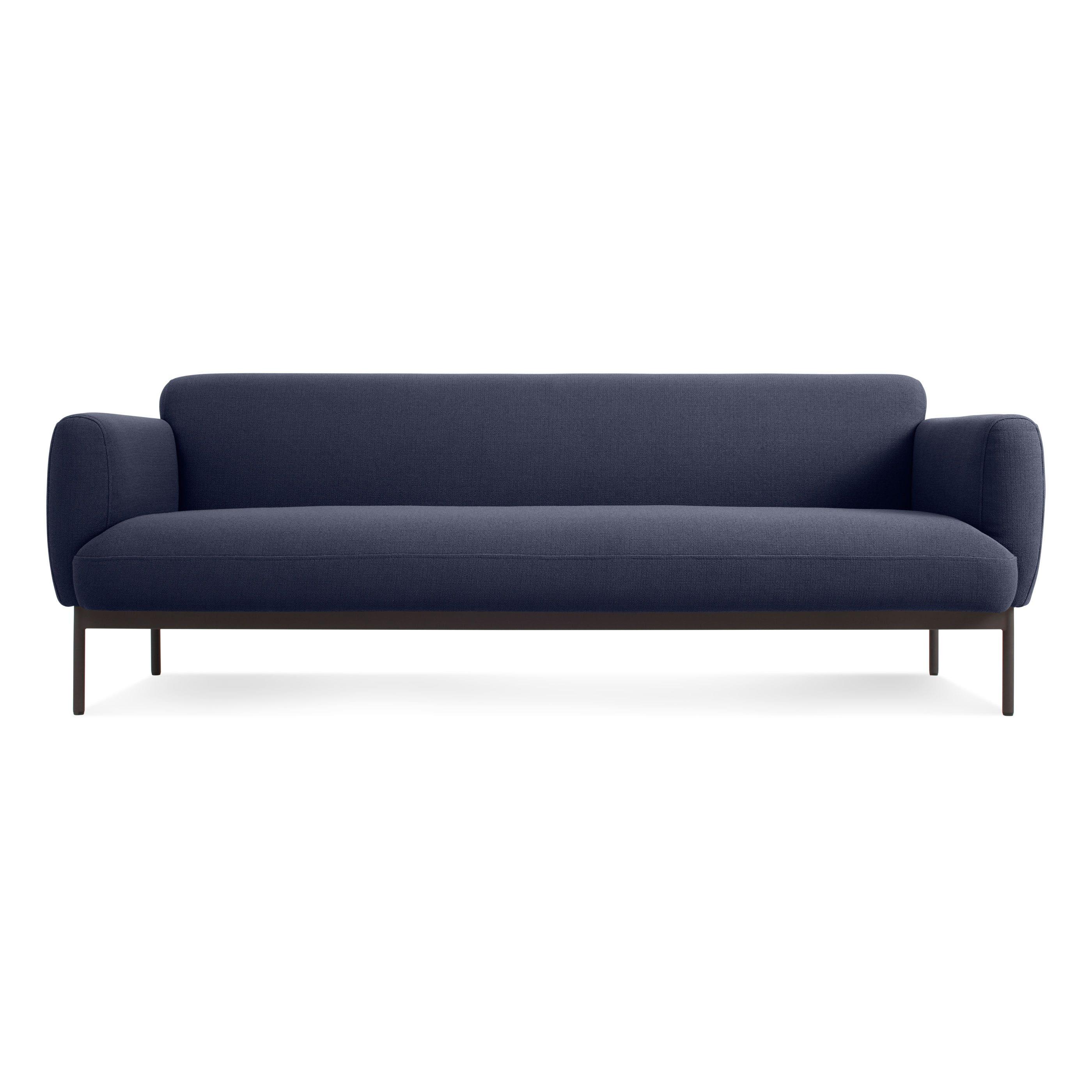 Puff Puff Sofa Contemporary Uphosltered Sofa Blu Dot - Puff sofa 2
