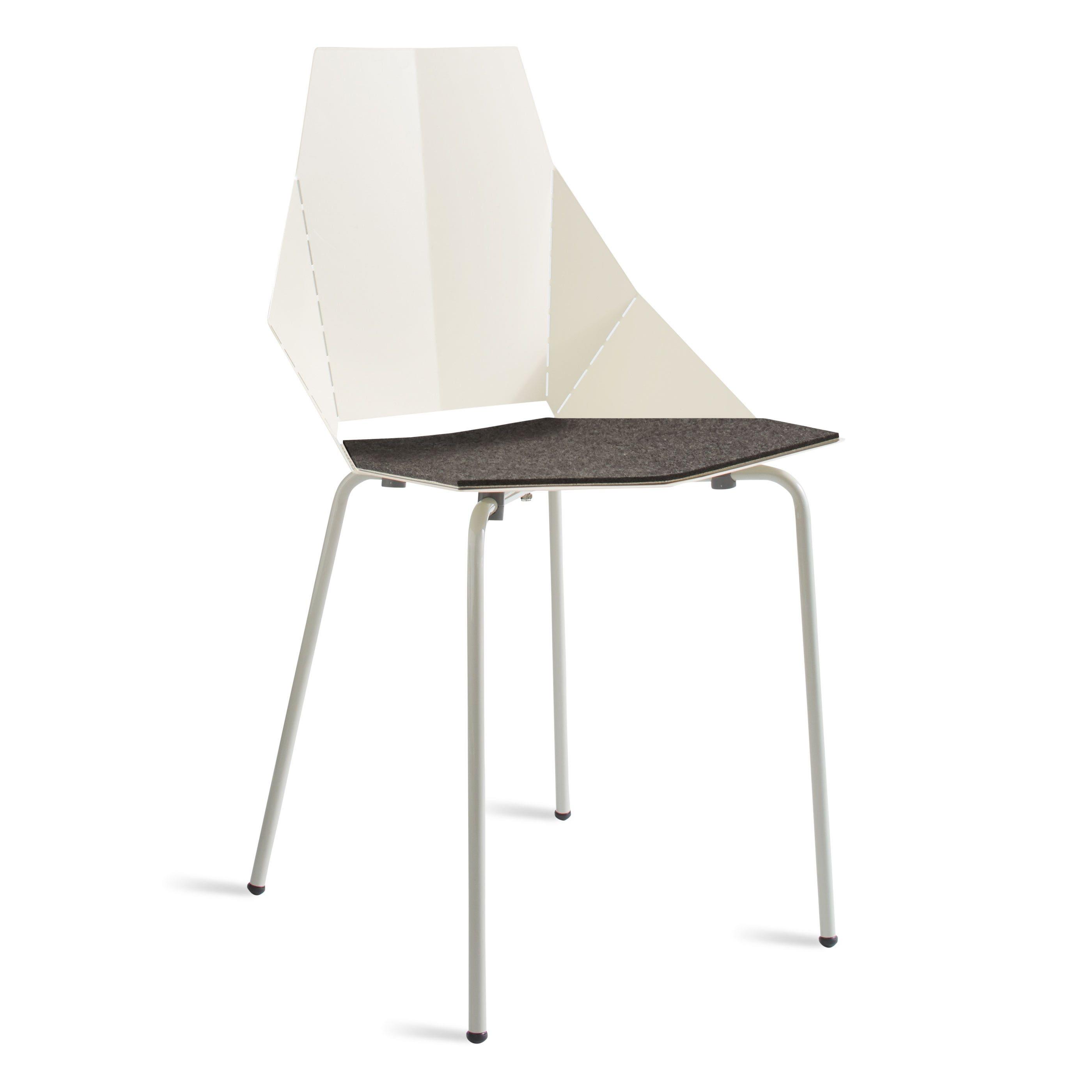 Real Good Felt Chair Pad Modern Chairs & Chair Pads Blu Dot