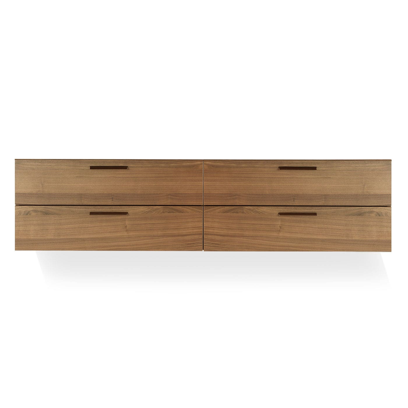 shale  drawer modern wood wall cabinet  blu dot -