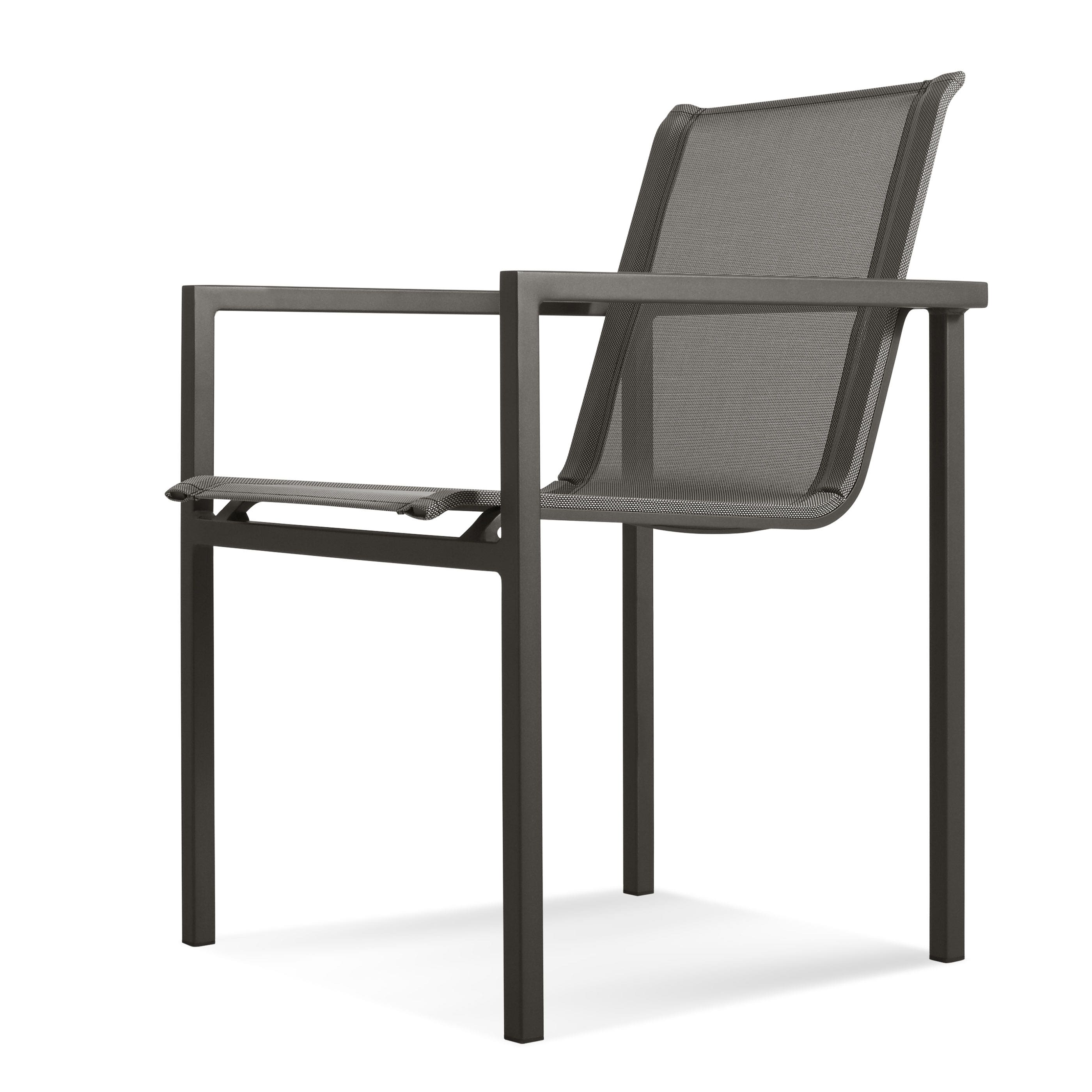 Skiff Outdoor Stacking Chair Modern Furniture