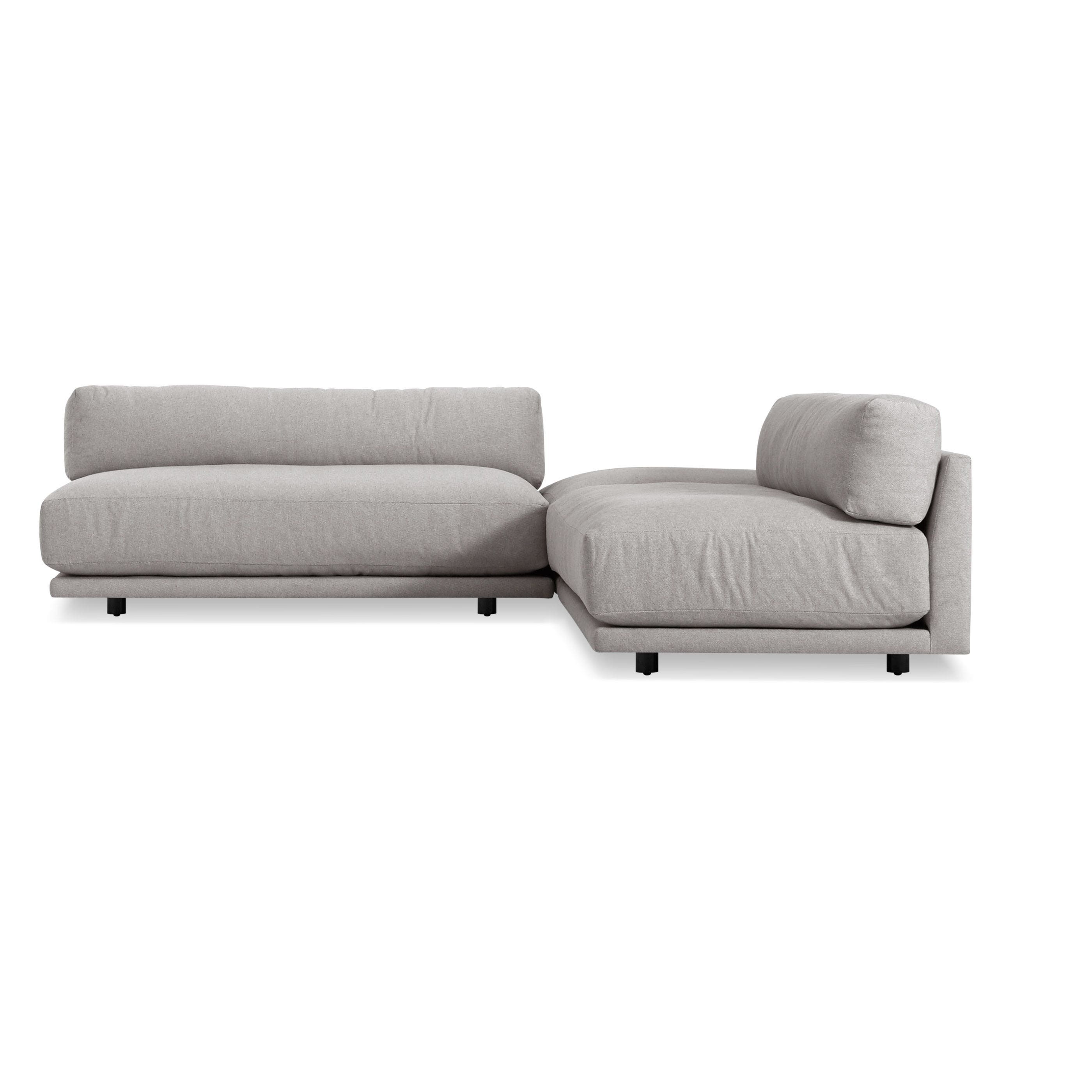 Sunday Small L Sectional Sofa
