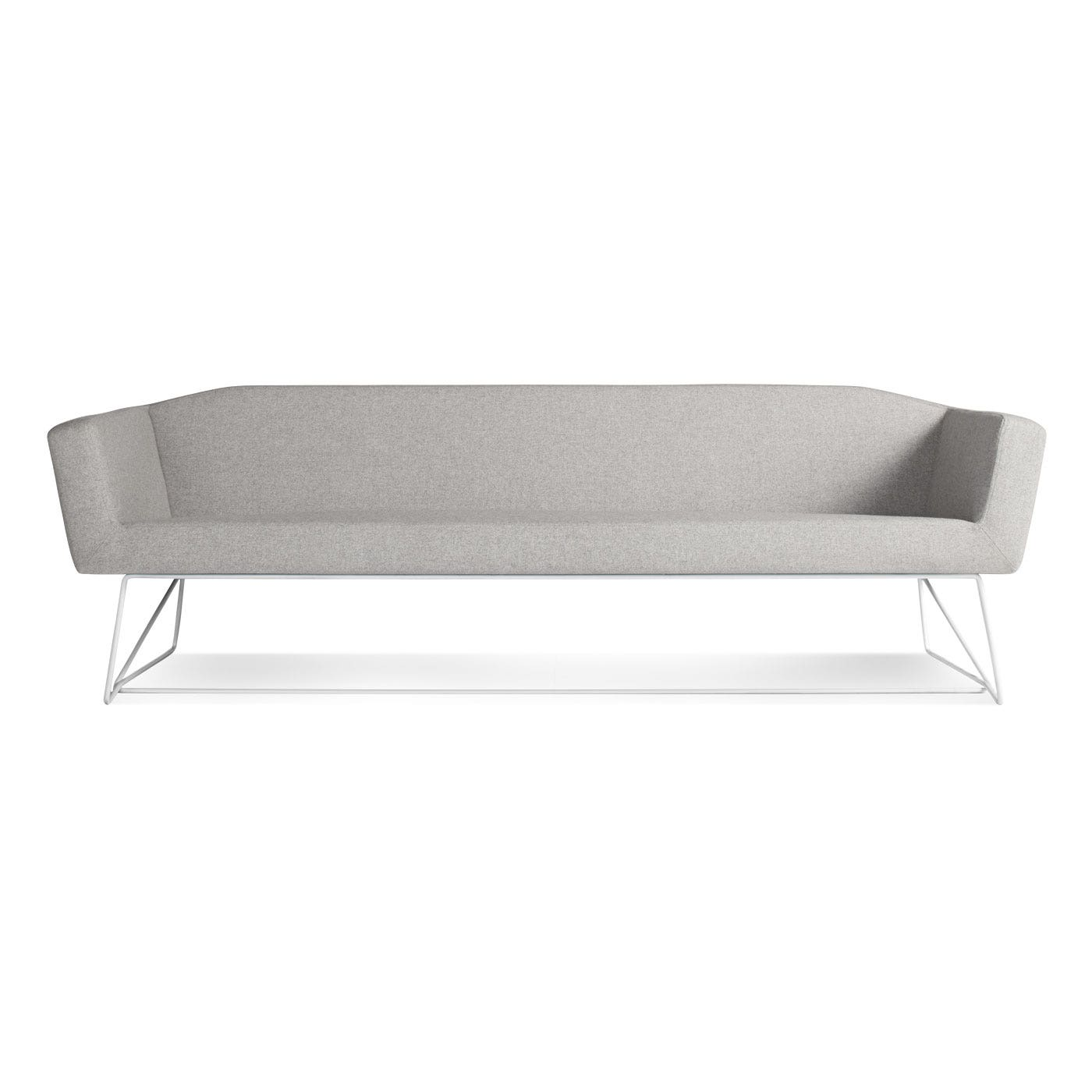 Previous Image Swept Sofa   Thurmond Light Grey ...