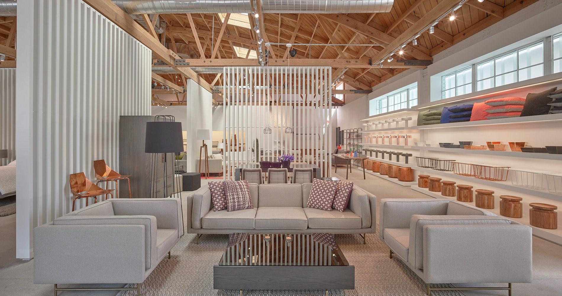 Modern Furniture Store Los Angeles