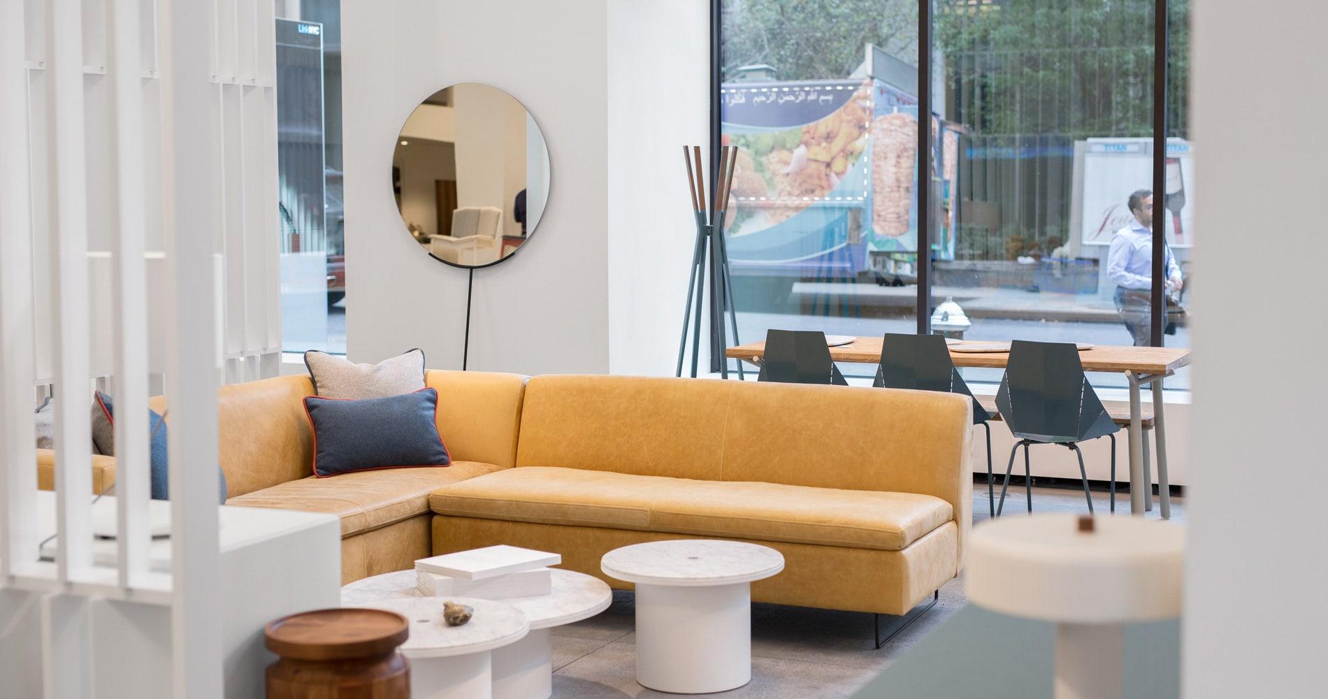 Modern furniture store new york city blu dot