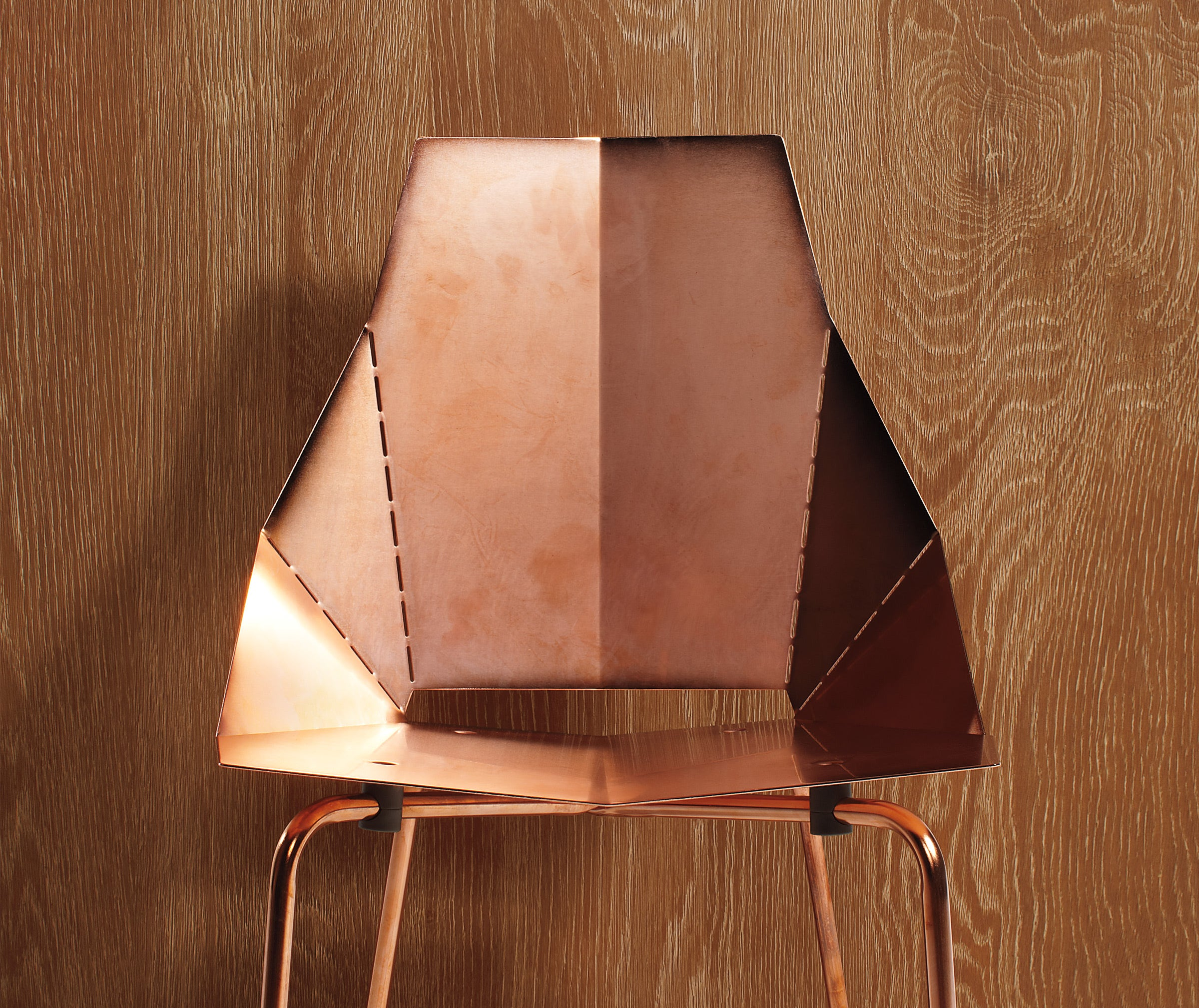 Real Good Counter Stool - Copper