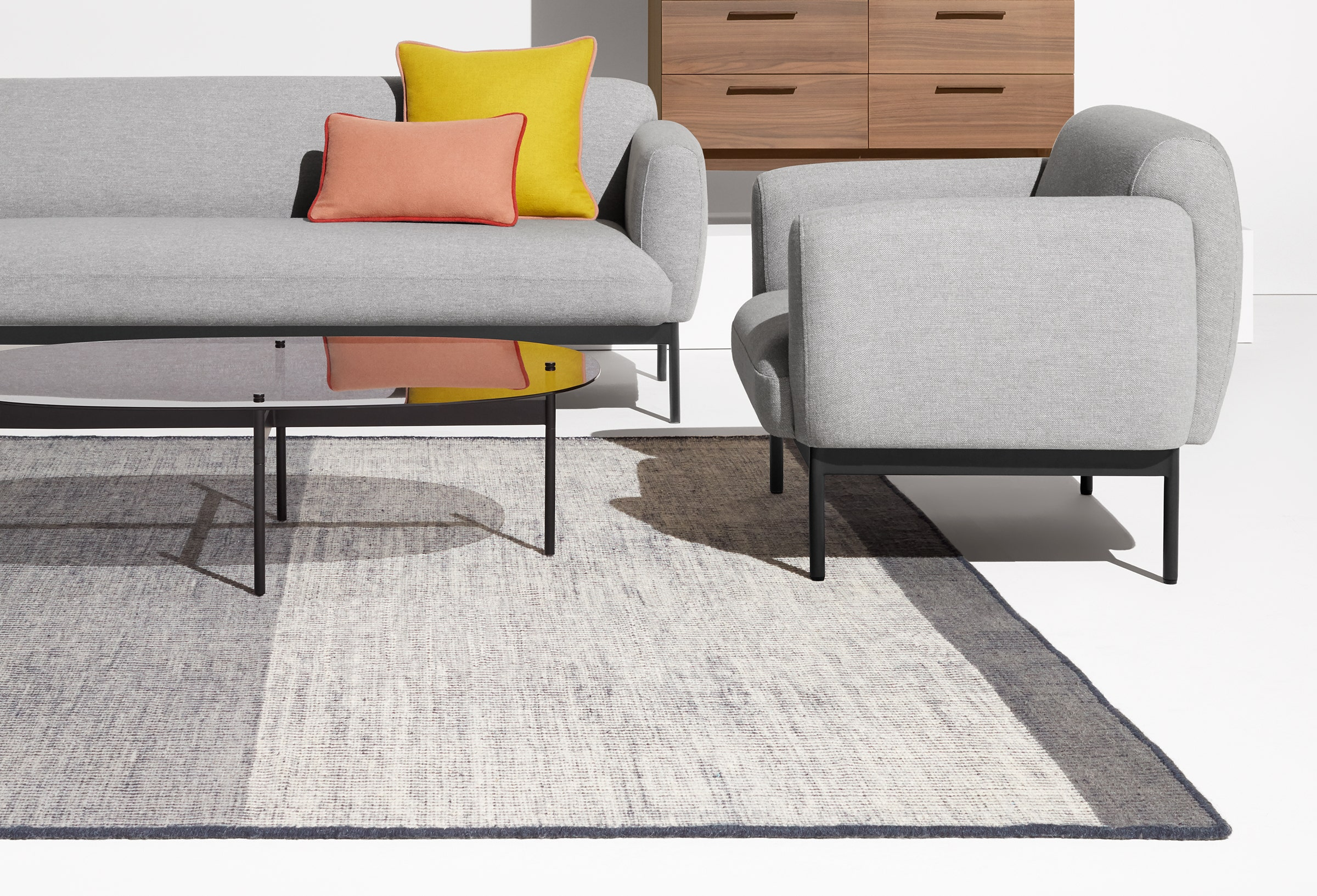 Bousta Rug Modern Rugs By Blu Dot