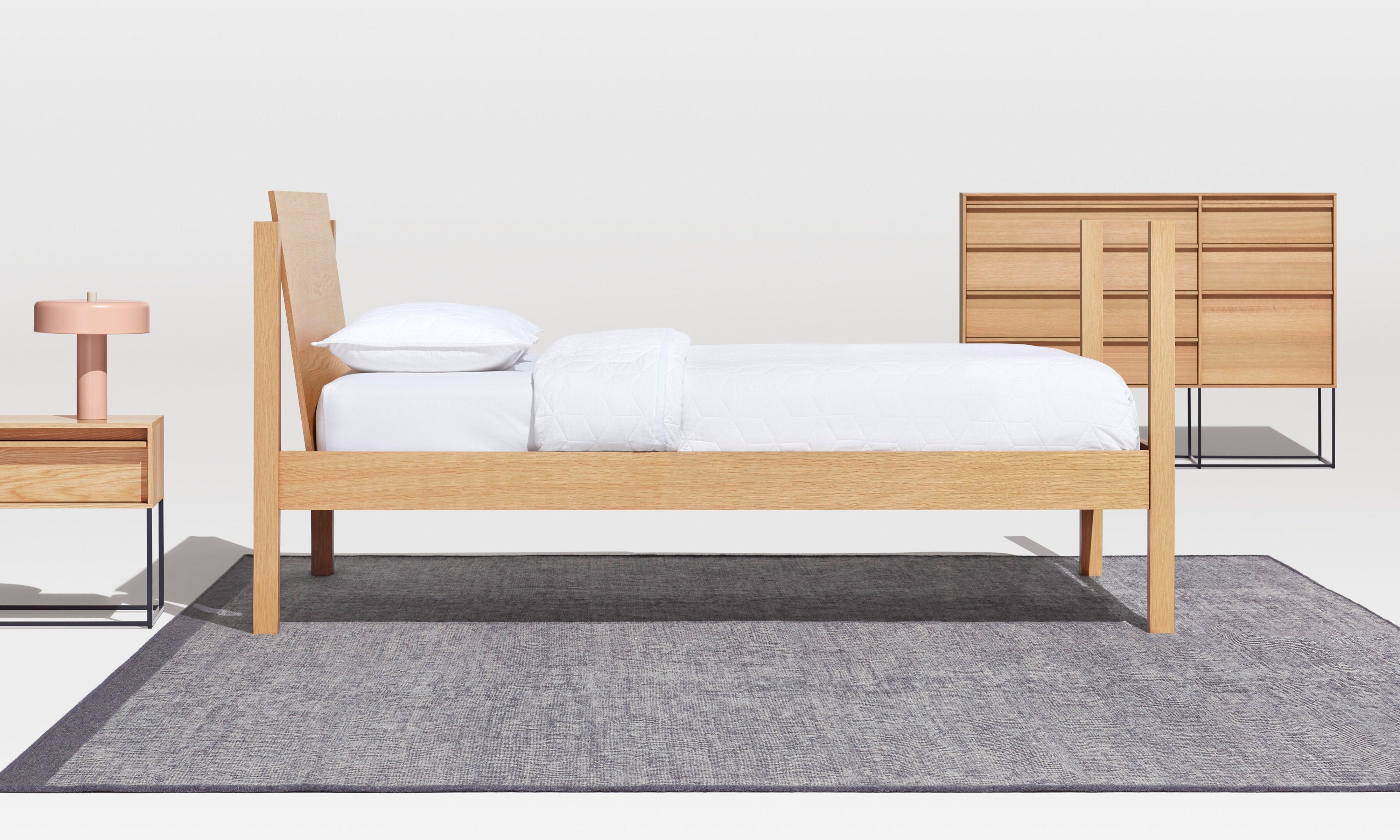 Post Up Queen Bed