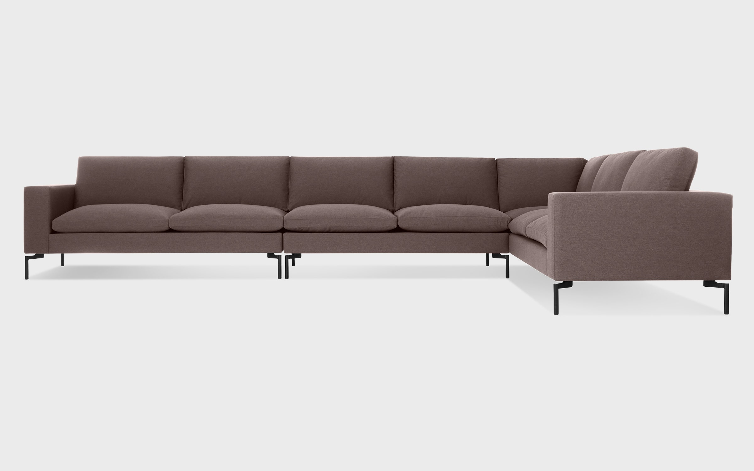 New Standard Right Sectional Sofa Large