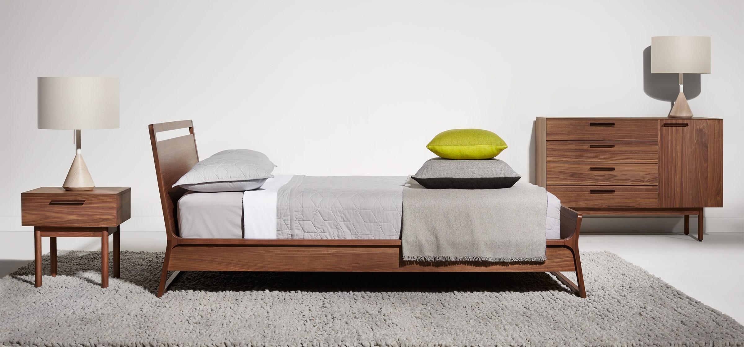 Woodrow Twin Bed