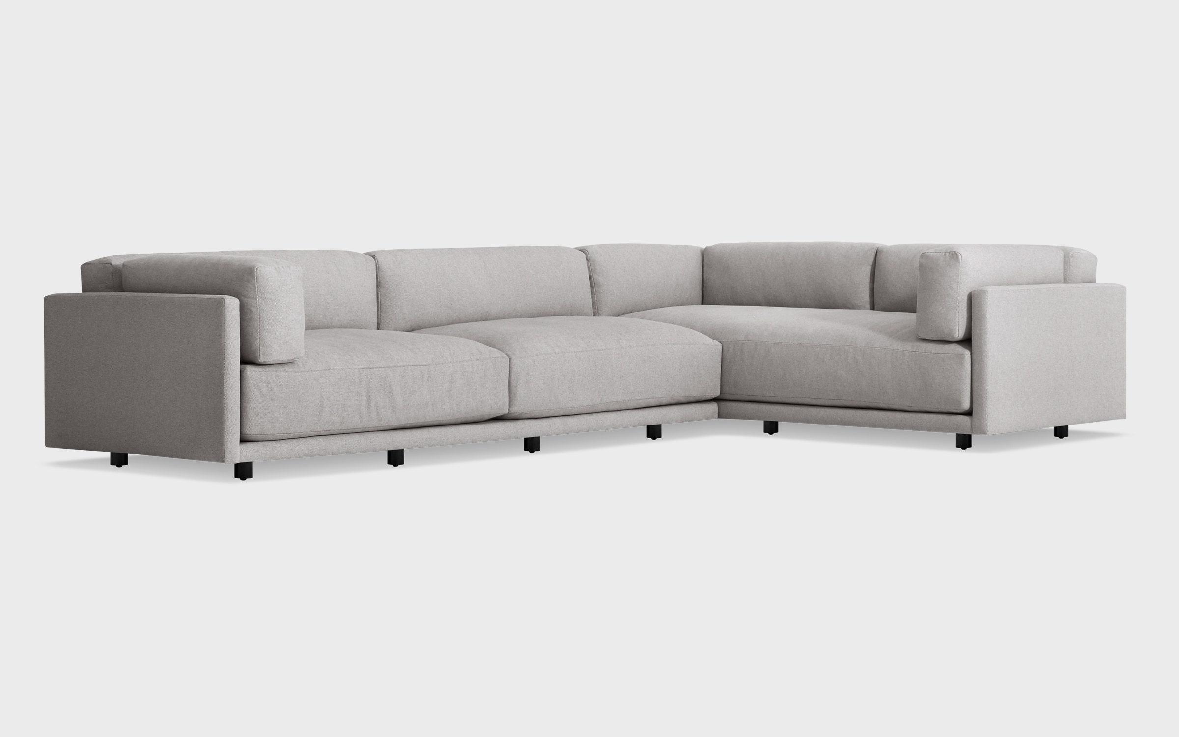 Sunday Left L Sectional Sofa