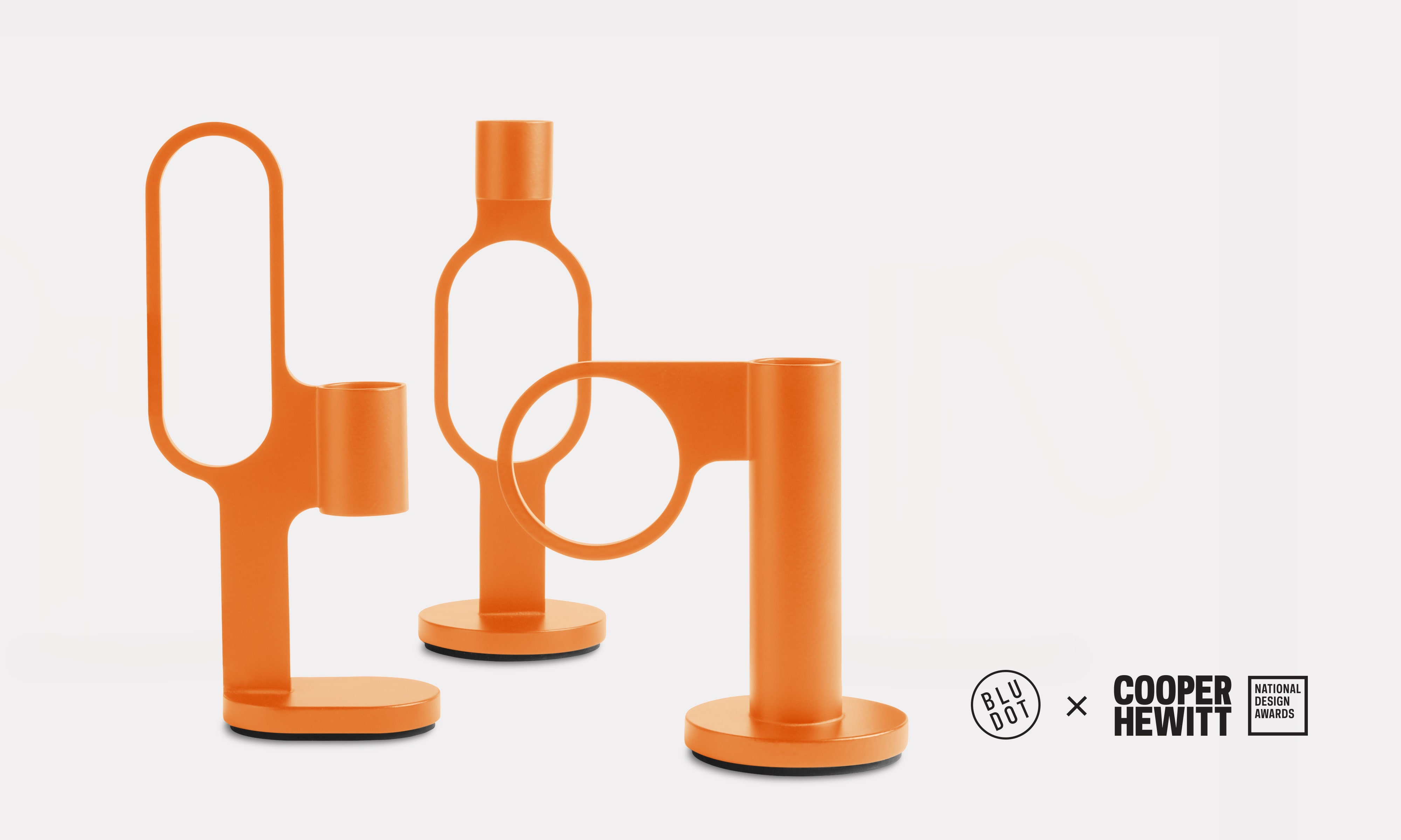 Cooper Hewitt National Design Award Who Goes These Special Edition Candle Holders