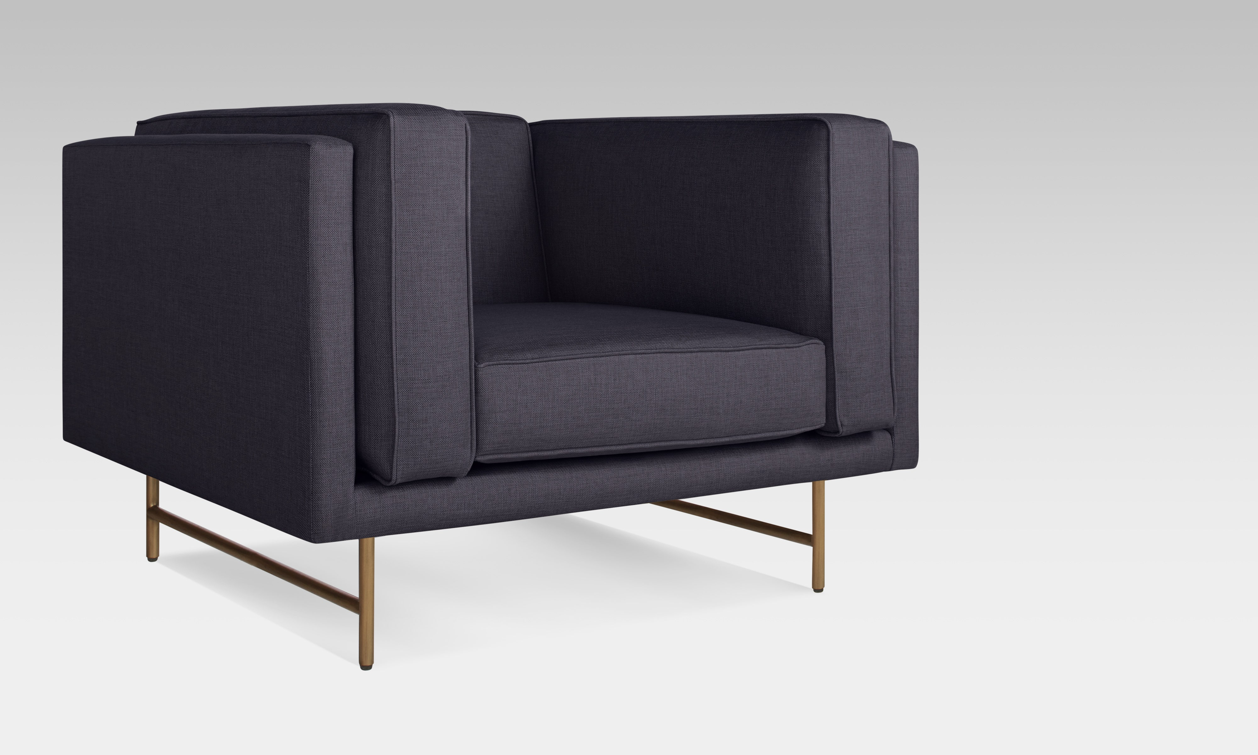 Bank Lounge Chair by Blu Dot