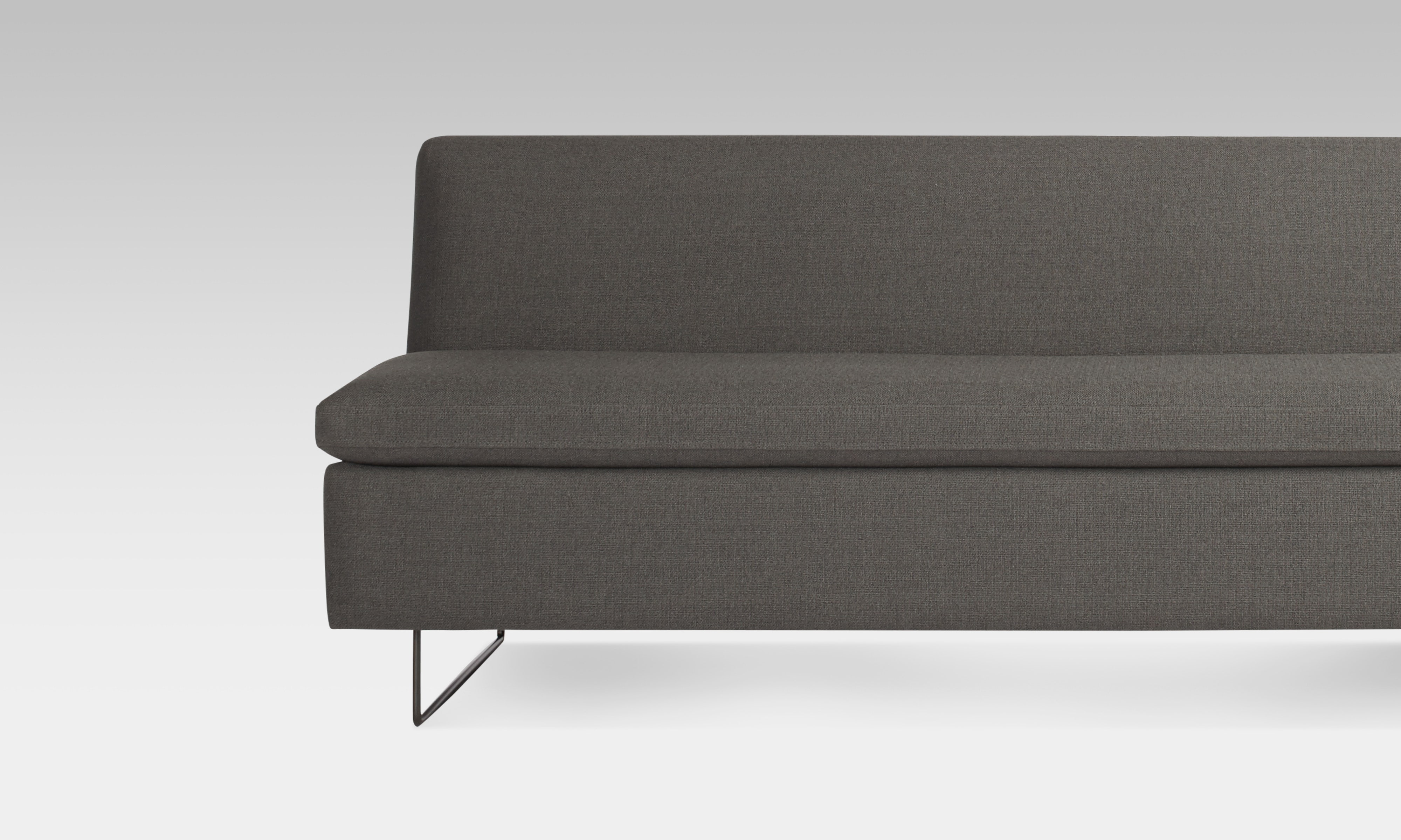 Clyde 67 Inch Sofa by Blu Dot