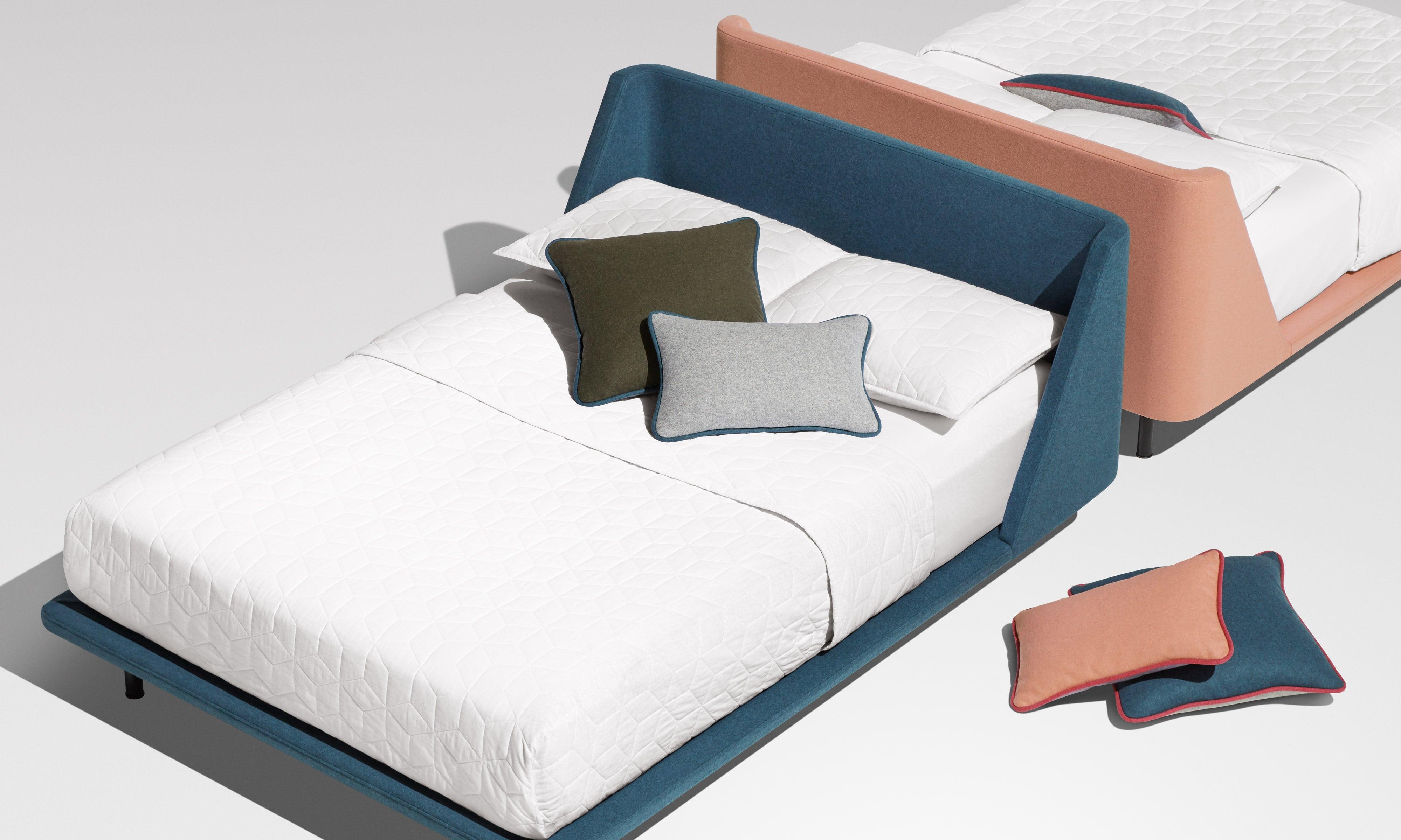 Nook King Bed