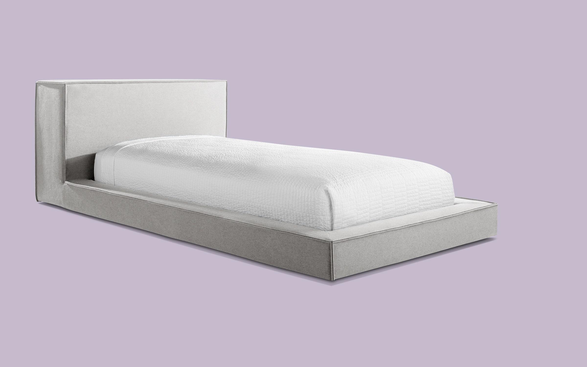 Dodu Twin Platform Bed - Modern Twin Platform Bed Frame | Blu Dot