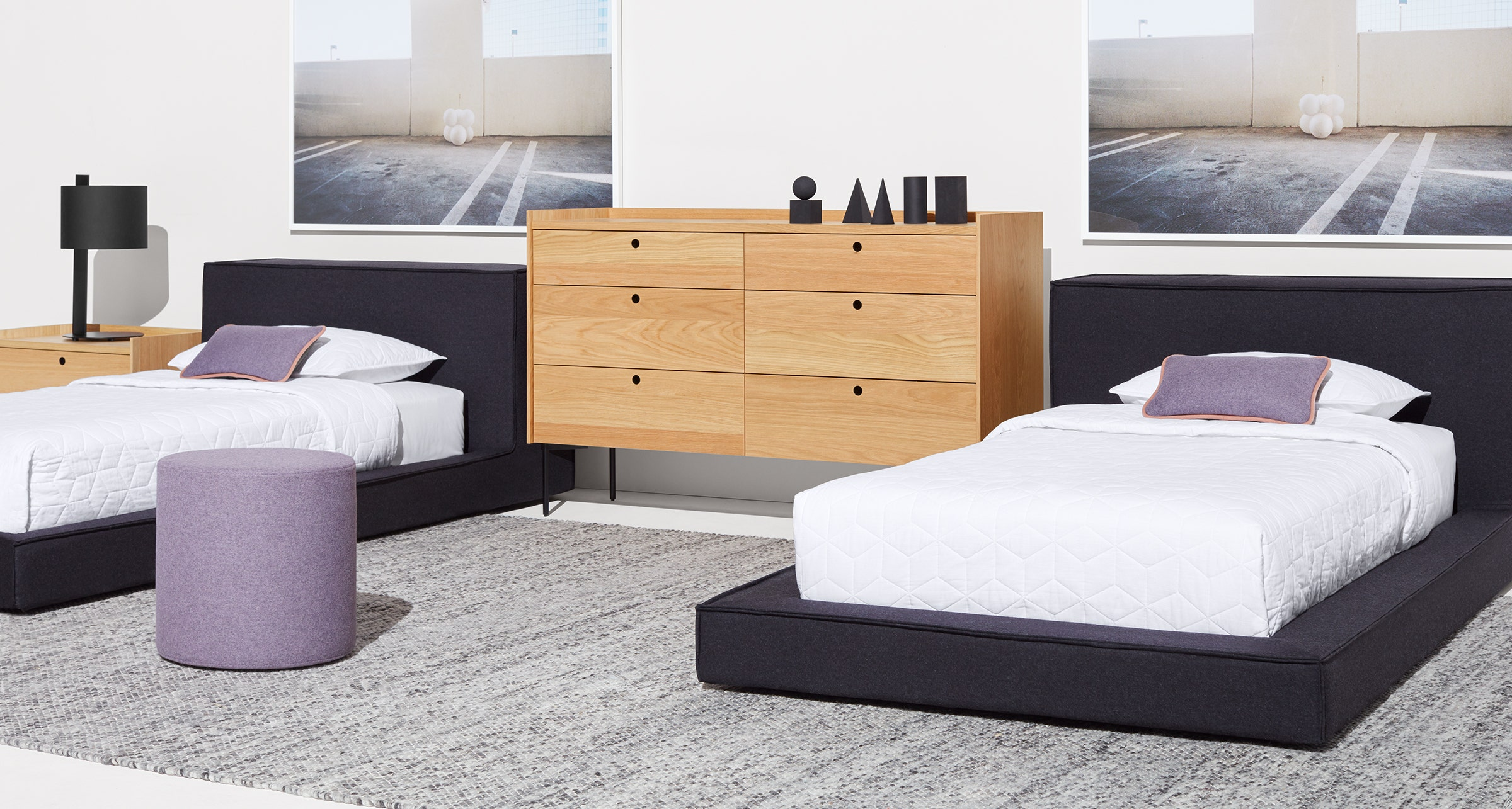 Dodu Twin Bed