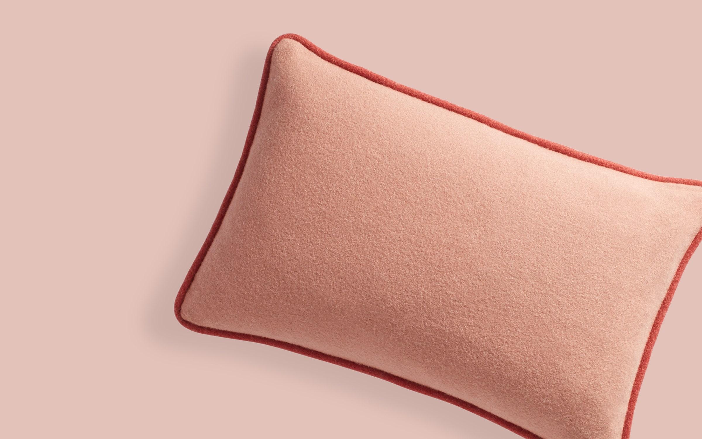 Duck Duck Large Lumbar Pillow