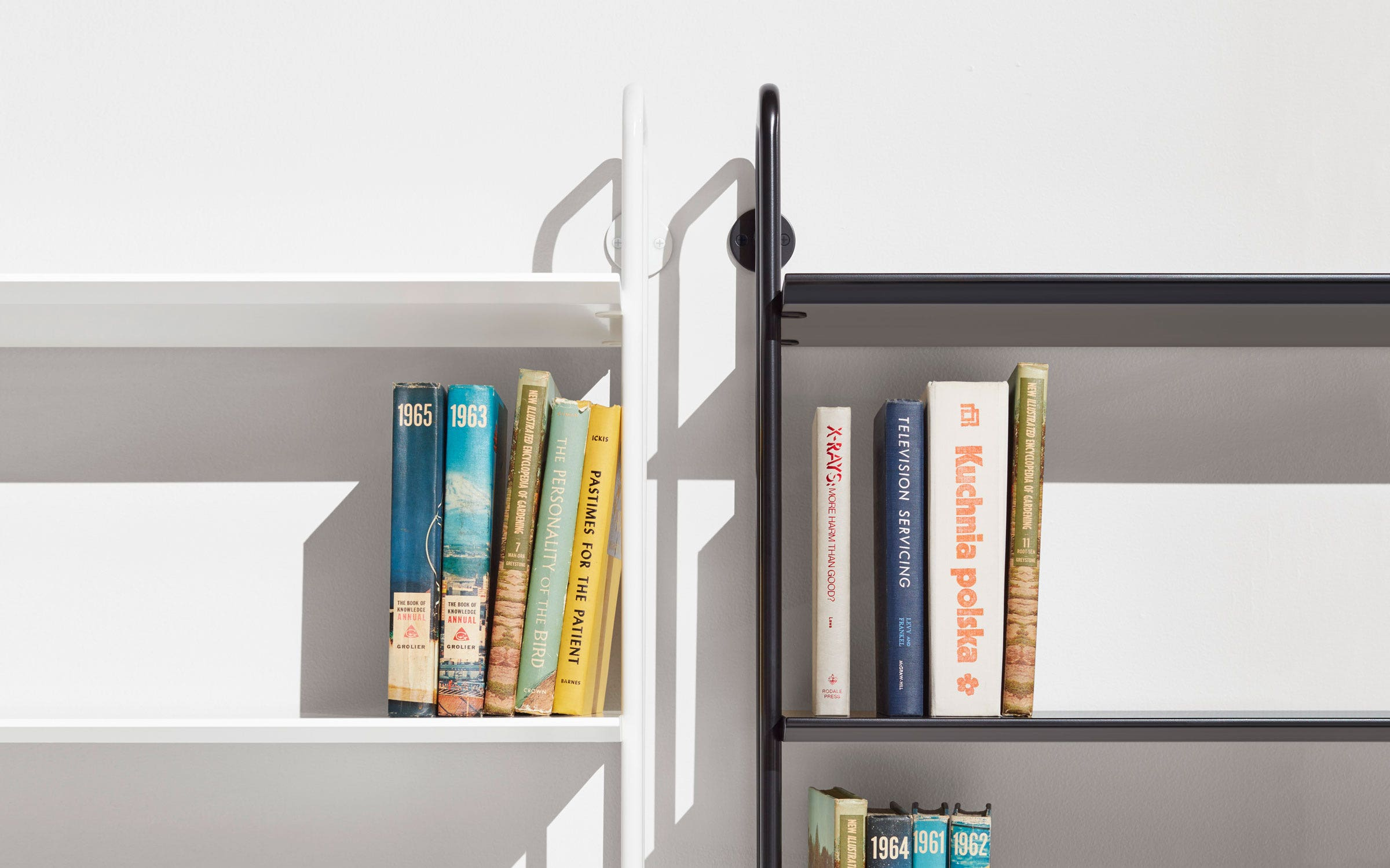Hitch Ladder Bookcase Modern Bookcases Blu Dot