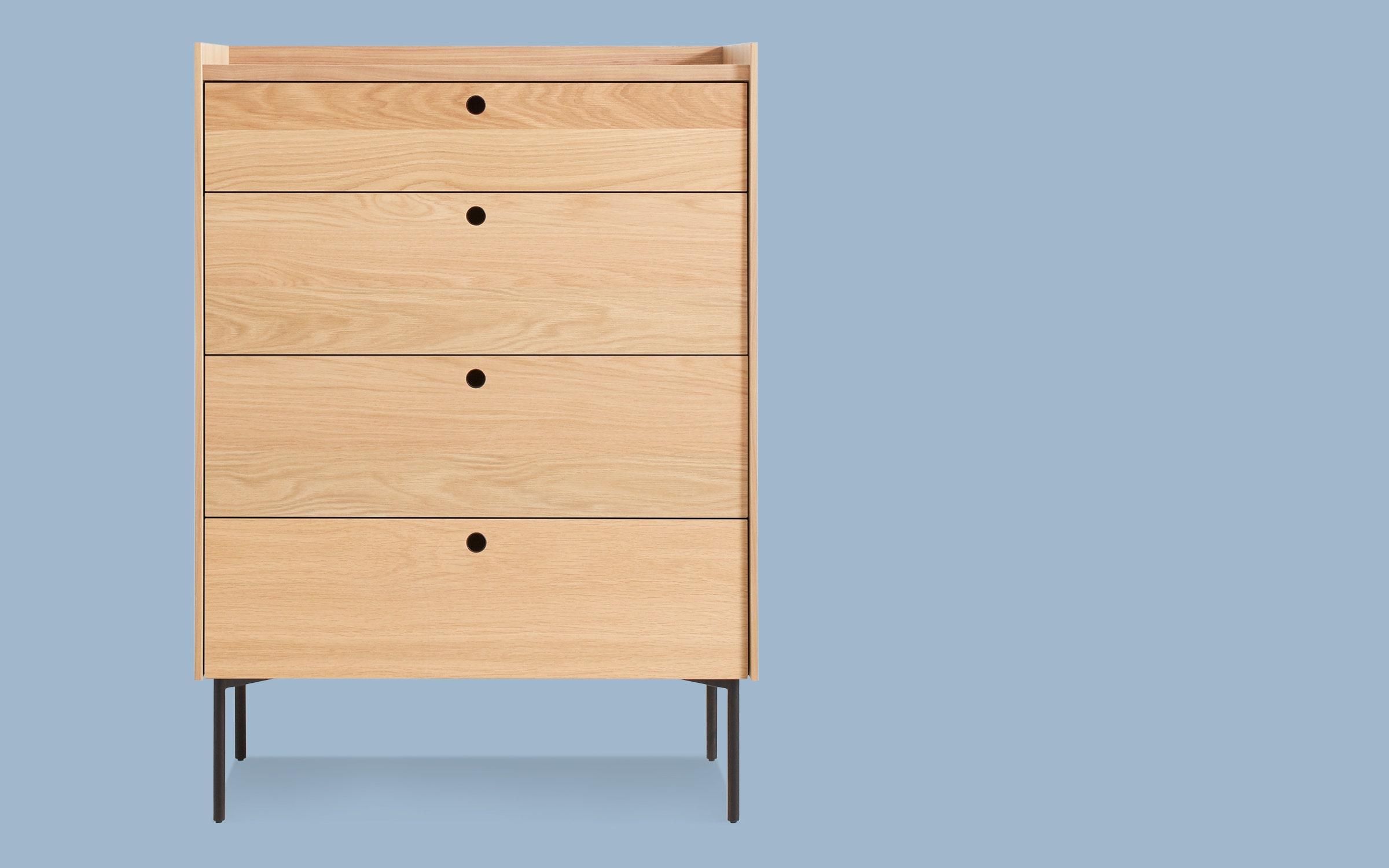 Peek 4 Drawer Dresser